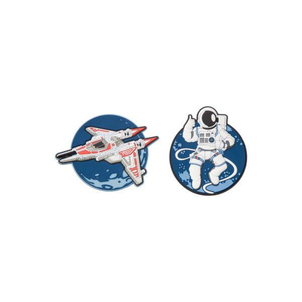 Patches Astronaut & Spaceship